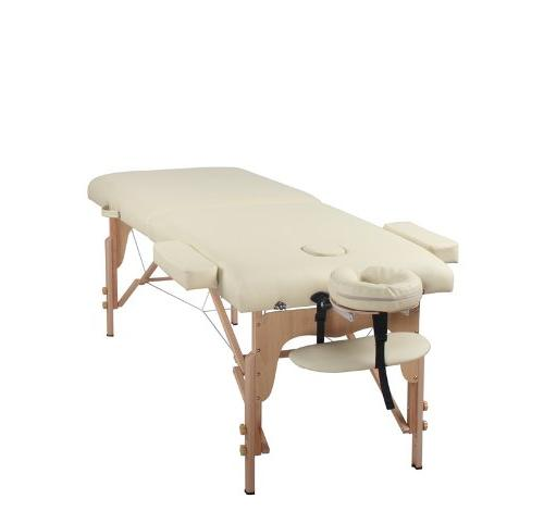 """The Best Massage 3"""" Cream Table High Quality - Heaven"""