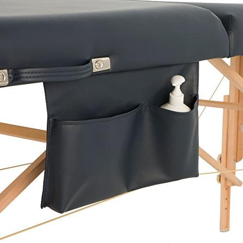 Exerpeutic Tahoe Blue Sapphire Table with Essential