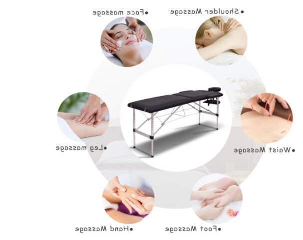 Therapists Table with Carry