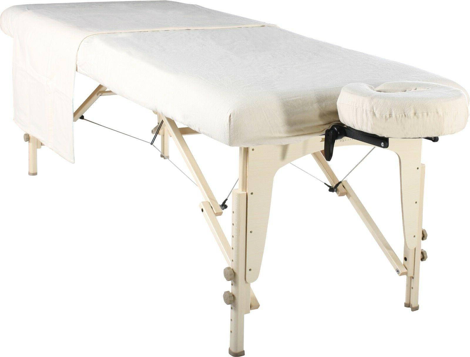 universal massage table cotton flannel