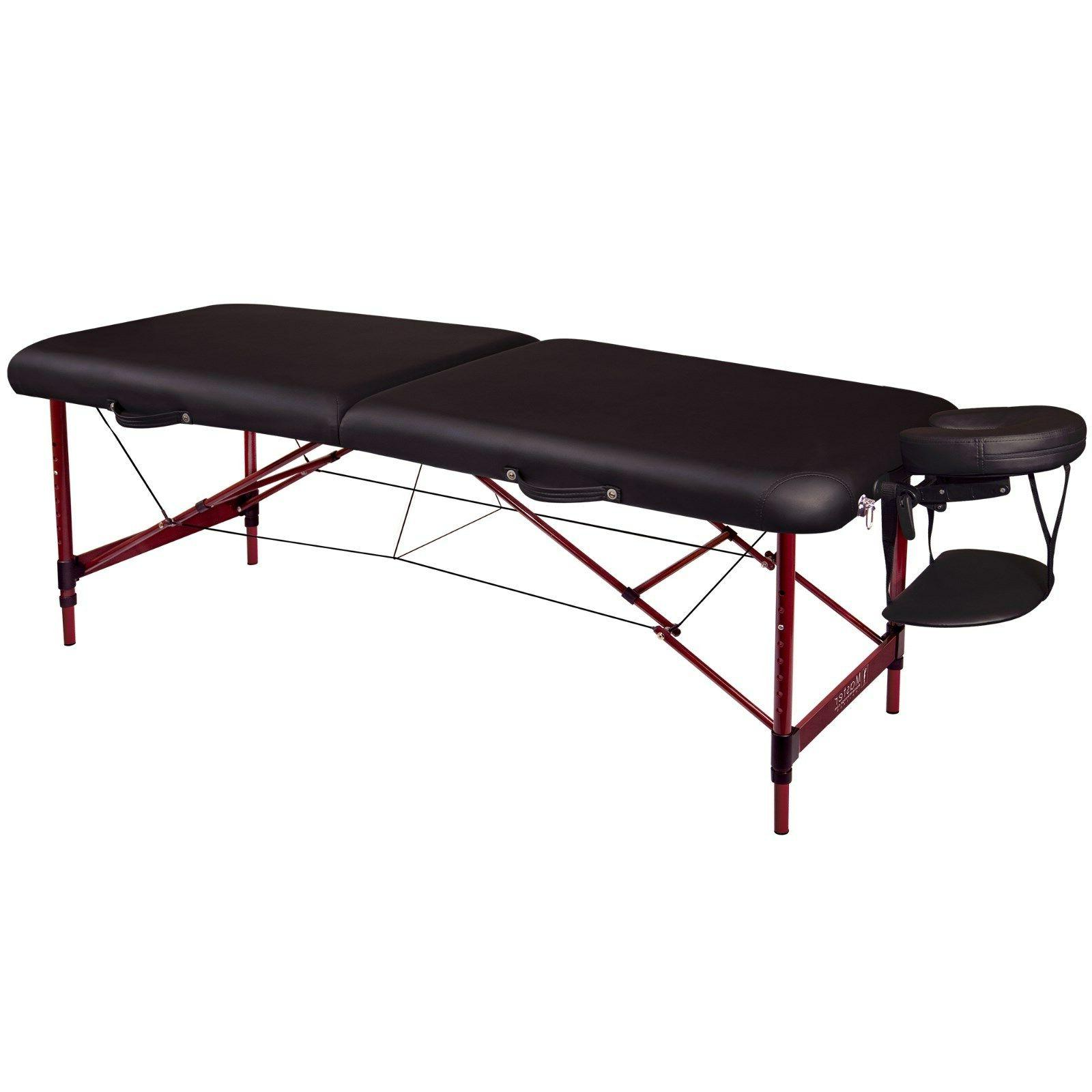 Master Massage Aluminum Lightweight 28 Portable Package Bed