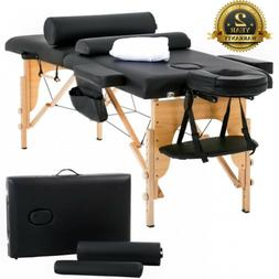 Long Height Adjustable Portable Massage Table Massage Bed Sp