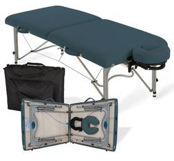 Earthlite Luna Portable Lightweight Massage Table Package w/