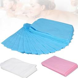 massage beauty waterproof disposable bed table cover