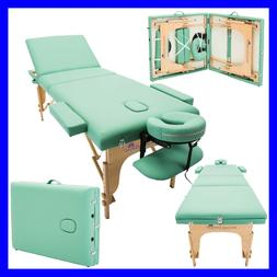 MASSAGE IMPERIAL® LIGHTWEIGHT PURPLE PORTABLE MASSAGE TABLE