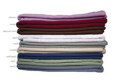 NRG Massage Table Deluxe Flannel Sheet Set