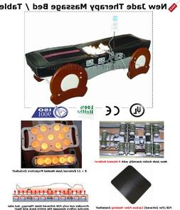 Massage Table FAR Infrared Jade Heat Therapy - Full Body 9 H