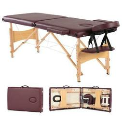 Massage Table Massage Bed Salon Spa Bed Height Adjustable 2