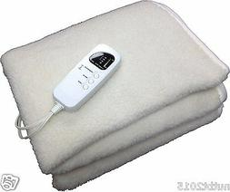 Massage Table Warmer Auto Heat White Tower Adjustable Power