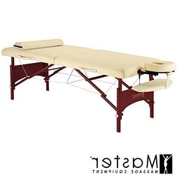 Master 28 Caribbean Portable Folding Massage Table Package C