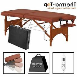 """Master 28"""" Fairlane Therma-Top Portable Massage Table"""