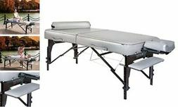 """Master Massage 30"""" Montour Lx Massage Table Package with 3"""""""