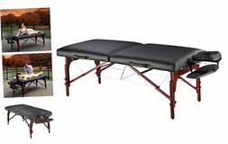 """31"""" Montclair Professional Portable Massage Table Package wi"""