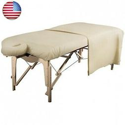 Master Massage Tables Deluxe Flannel Sheet Cover Set  for Ma