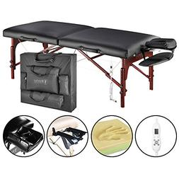 Master Massage Montclair Therma Top Portable Massage Table P