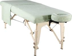 Mt Universal Massage Table Flannel Sheet Set 3 in 1 Table Co