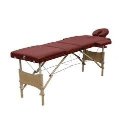 multi position 3 section folding portable massage