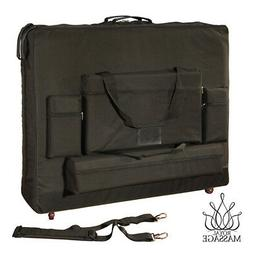 "NEW! 32"" WIDTH MASSAGE TABLE UNIVERSAL CARRYING CASE BAG - D"