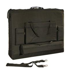 """NEW! 30"""" WIDTH MASSAGE TABLE UNIVERSAL CARRYING CASE - DELUX"""