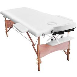 """New 84""""L Portable Massage Table Facial SPA Bed Tattoo w"""
