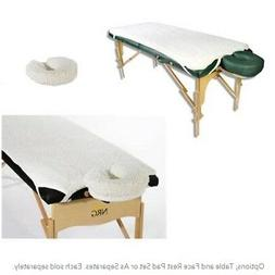 NRG Fleece Massage Table Pad Cover Set or Separates - SC2290