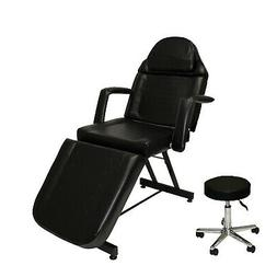 Portable Adjustable Massage Facial Table Bed Chair Barber Be