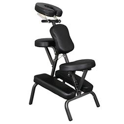 portable light massage chair leather
