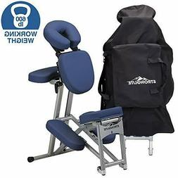 STRONGLITE Portable Massage Chair Ergo Pro II - Ultra-Strong