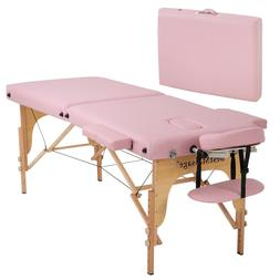 Portable Massage Table Massage bed SPA Bed Height Adjustable