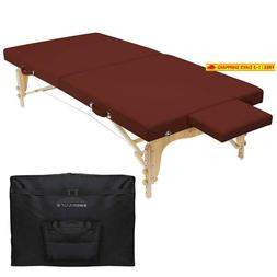 Saloniture Portable Physical Therapy Massage Table - Low To
