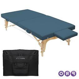 portable physical therapy massage table stretching treatment