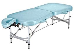 "Stronglite Prima Massage Table Package, Celeste, 30"" x 26"" x"