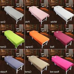 Quality Massage Bed Table Soft Cover Salon Spa Couch Sheet B