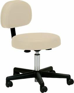 Rolling Massage Stool, Adjustable Salon Spa Chair Sleek Dura