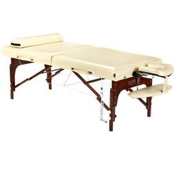 "Master Massage 30"" Saxon LX Therma Top  Portable Massage Tab"