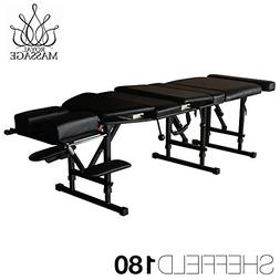 Sheffield 180 Elite Professional Portable Chiropractic Table