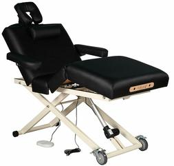 Sierra Comfort Adjustable 4-Section Stationary Massage Table