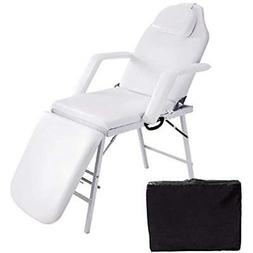 "Spa Table Facial Bed Massage Tattoo Chair, 73"" L Massaging F"