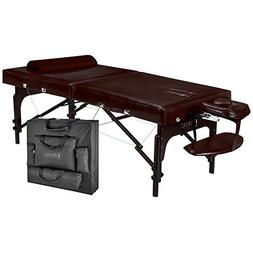 supreme lx portable table brown