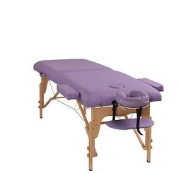 "The Best Massage Table 3"" Purple Portable Massage Table - PU"