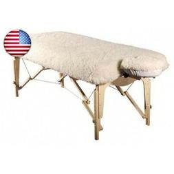 Therapist's Choice® DELUXE Massage Table Fleece Pad Set,