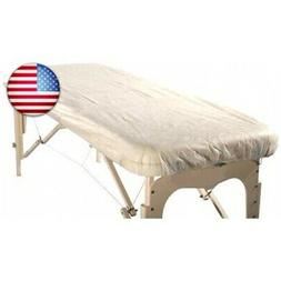 therapists choice waterproof fitted disposable massage table