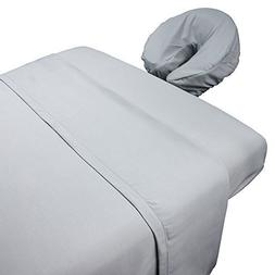 Tranquility Microfiber Massage Sheet Sets By Body Linen - Li