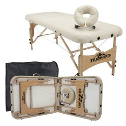STRONGLITE Treatment Table Portable Massage Table Package Sh