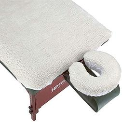 Master Massage New Ultra Fleece Pad Sheet Set for Massage Ta