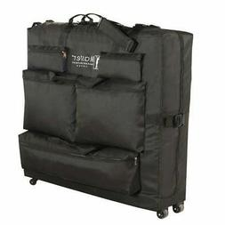 universal wheeled table carry case