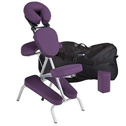Vortex Massage Chair Package - Color: Amethyst
