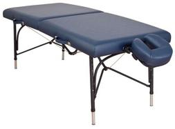 Oakworks Wellspring Portable Massage/Tattoo Table w/Face res