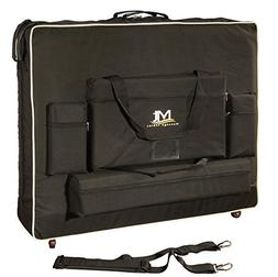 """Mt Massage Tables 30"""" wheeled Carrying Case,Bag with wheels"""