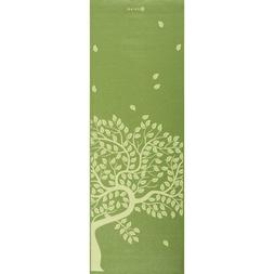 Gaiam 05-53043 Yoga & Pilates Mat-3mm Printed, Tree of Life